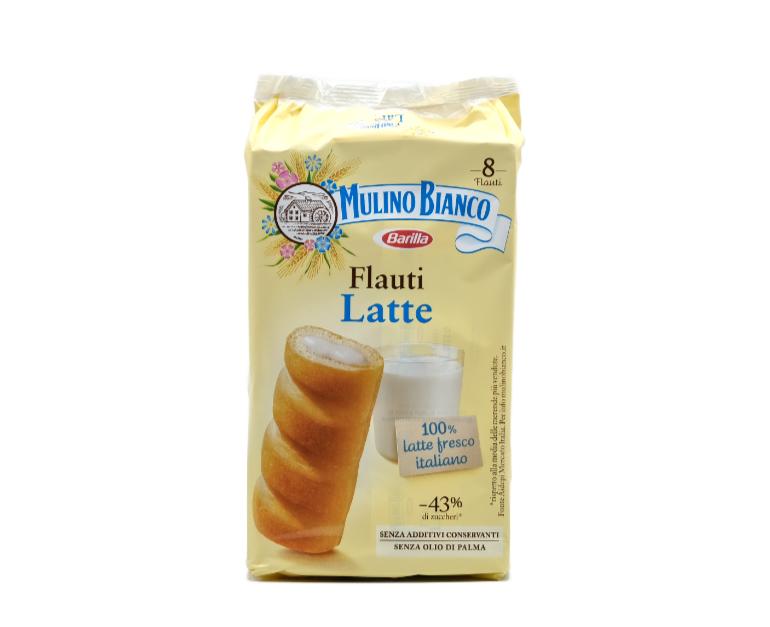 8 MER.FLAUTI LATTE   M.BIANCO