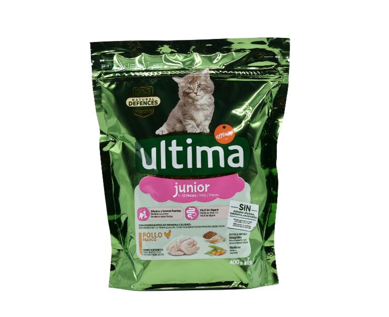 ULTIMA CROCCHETTE CAT JUNIOR