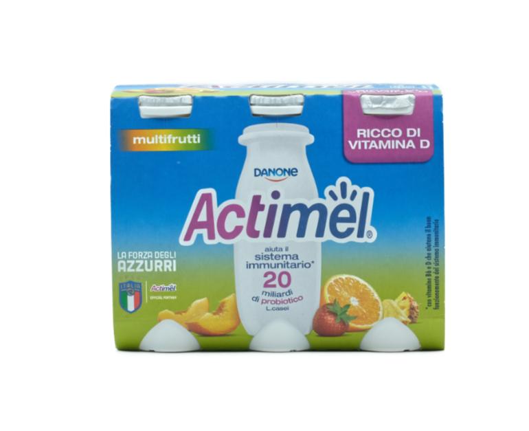 6 ACTIMEL MIX VIT C