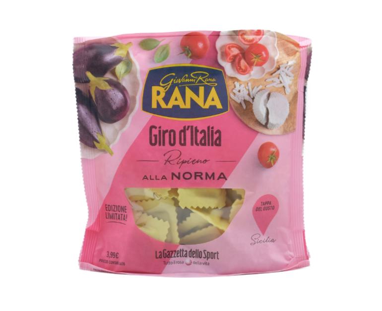 GIRO D'ITALIA RANA NORMA