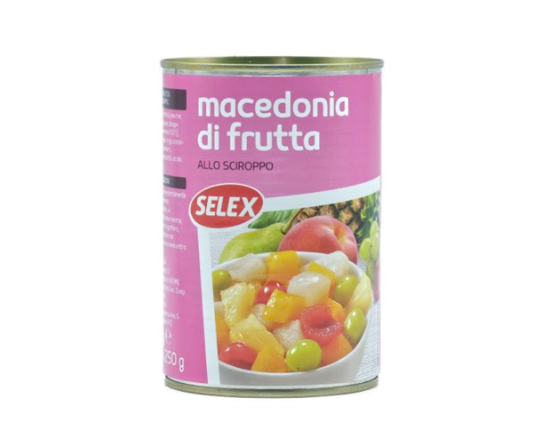 MACEDONIA SCIR. SELEX