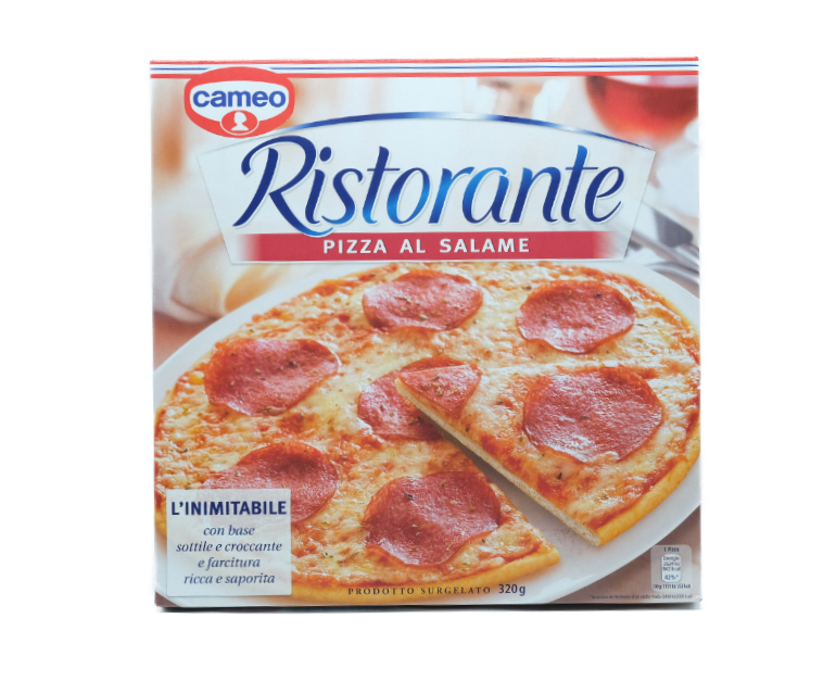 PIZZA RISTORANTE AL SALAME