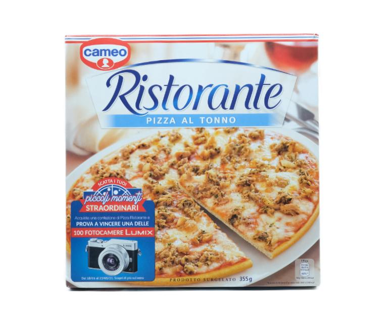 PIZZA CAMEO RISTORANTE TONNO