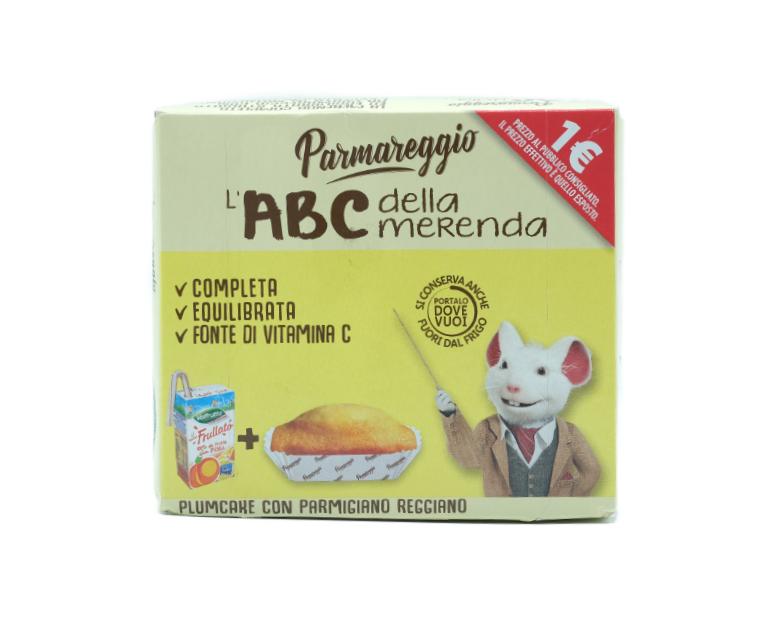 MERENDA PARMAREGGIO ABC DOLCE PLUMCAKE