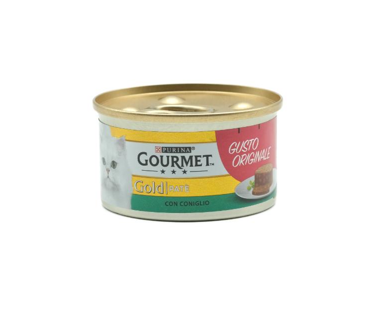 GOURMET GOLD PATE' CONIGLIO