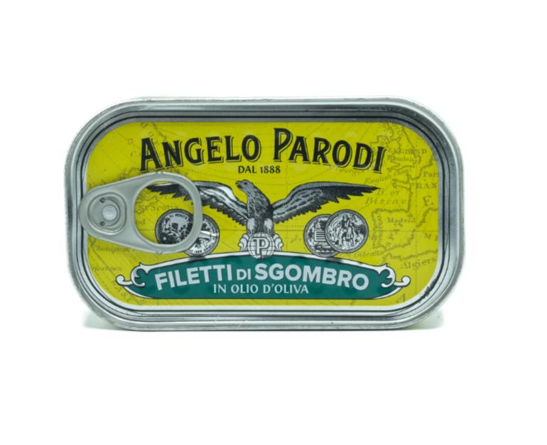 FILETTI DI SGOMBRO  A.PARODI