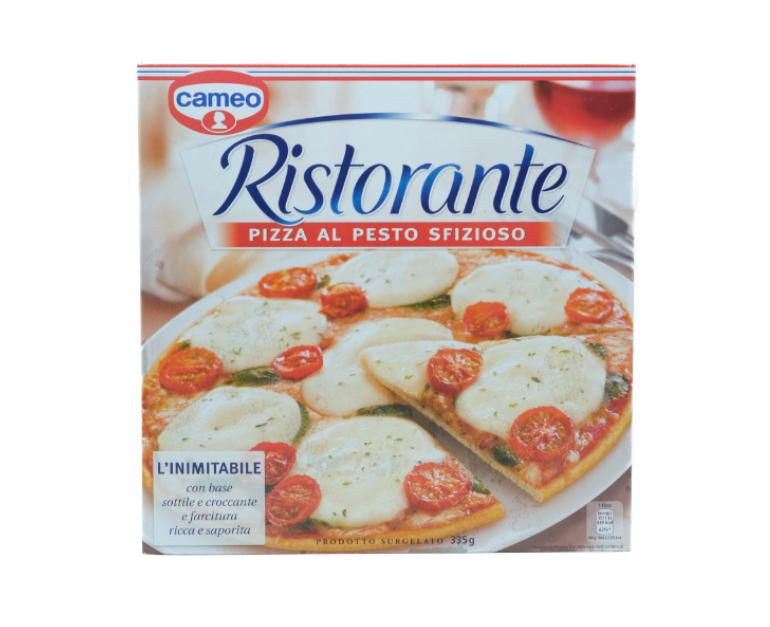 PIZZA CAMEO RISTORANTE PESTO