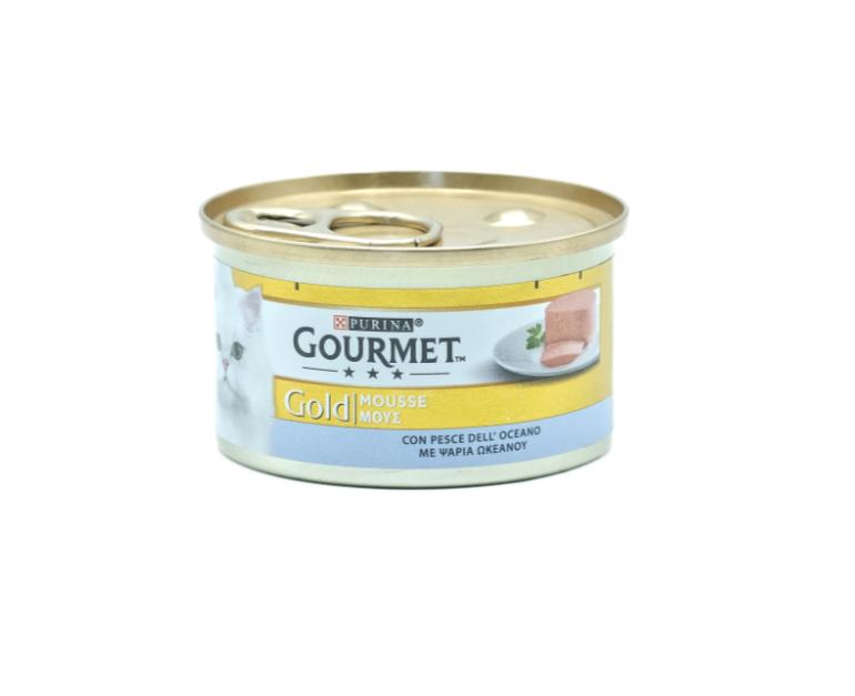 GOURMET GOLD PESCE  MOUSSE