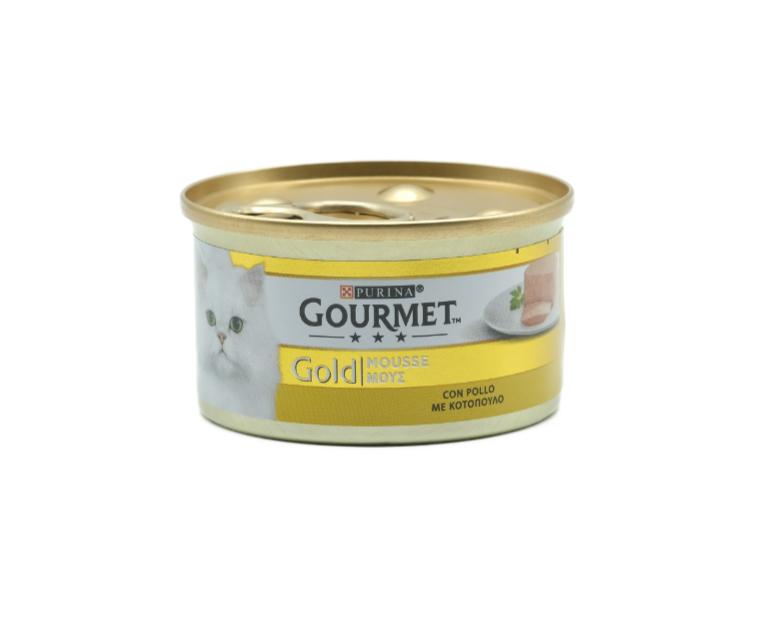 GOURMET GOLD POLLO MOUSSE